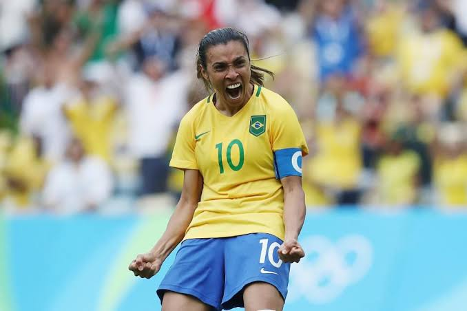 'The women's game depends on you to survive' – Brazil's Marta