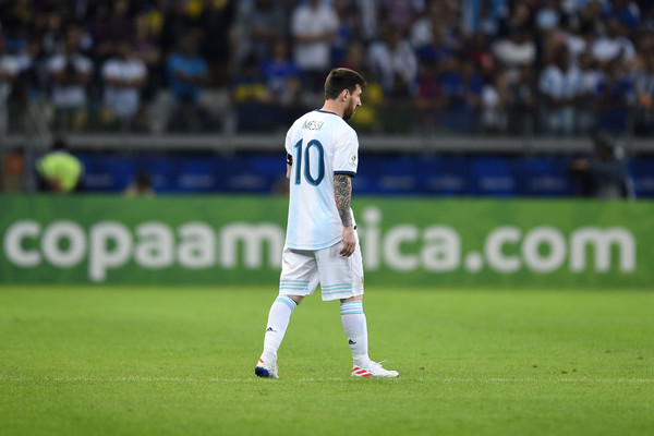 'Giving Messi a break would be no bad thing' – Kempes