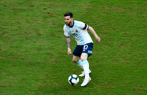 "Lionel Messi ""I am not having my best Copa America"""