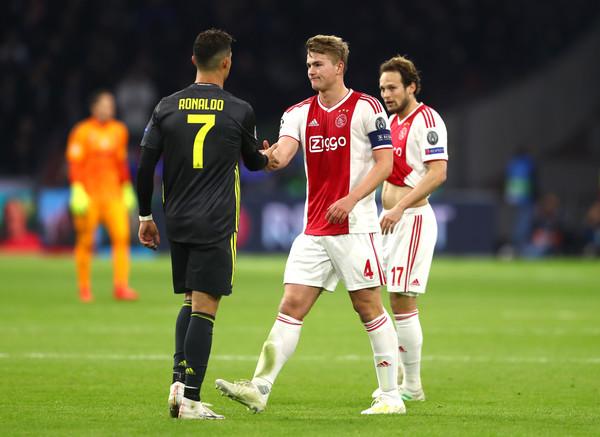 Juventus closing in on deal for Matthijs de Ligt