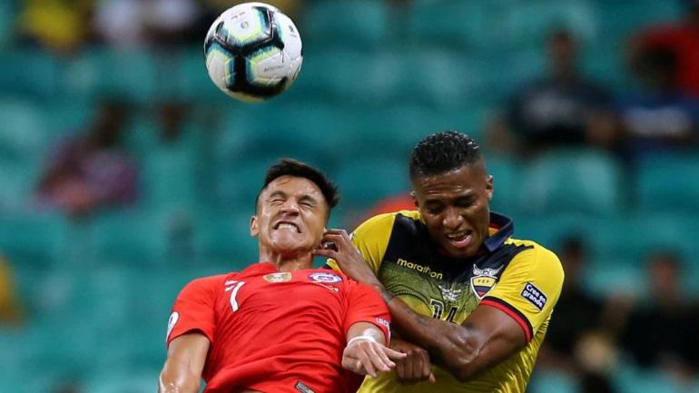 Alexis Sanchez fires Chile into Copa quarters, Ecuador vs Chile