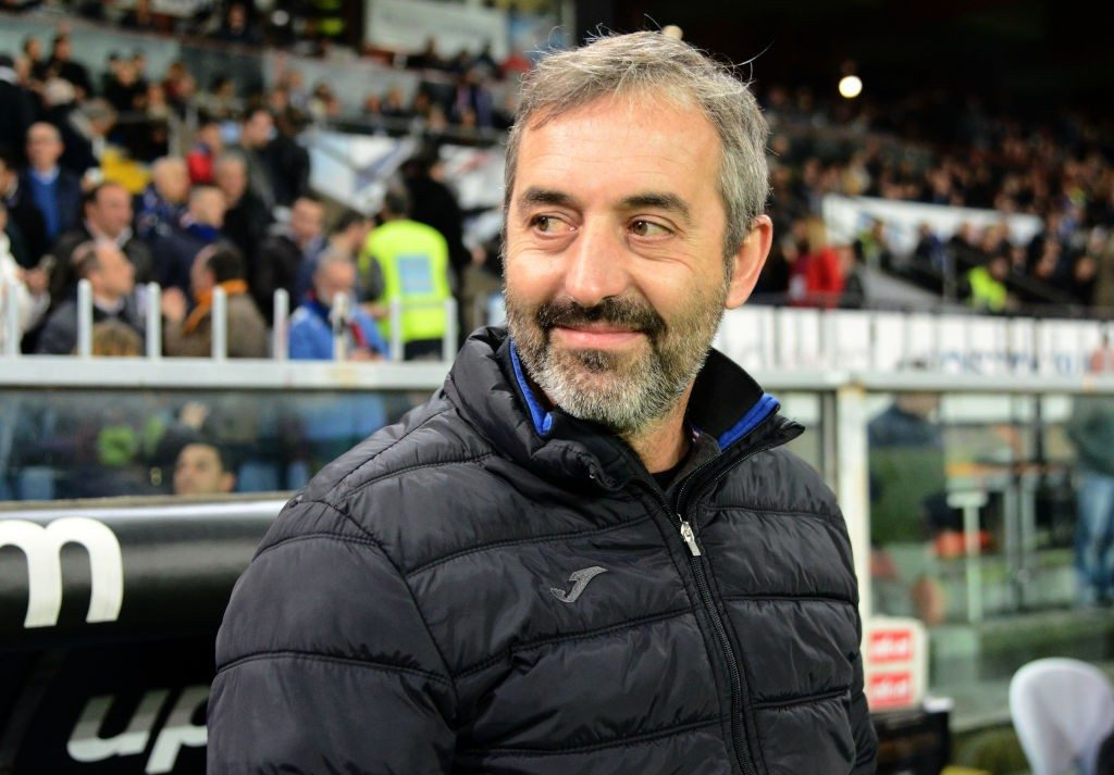 Marco Giampaolo is the new AC Milan boss