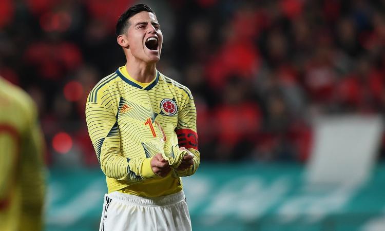 Napoli confirm talks to sign James Rodriguez and Kostas Manolas