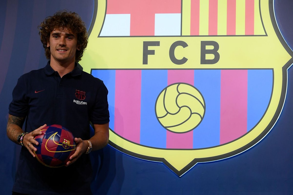 """Antoine Griezmann on playing with Lionel Messi- """"It will be an incredible joy"""""""