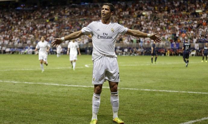 Cristiano Ronaldo talks about his famous 'Siuuu' celebration