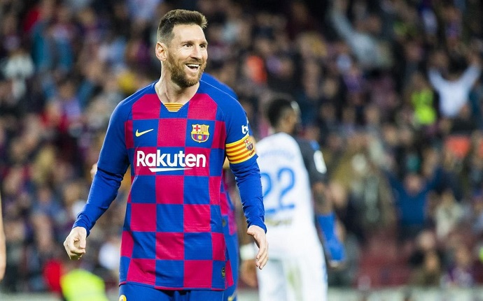 Brilliant scoring stat shows how good Messi has been since 2017