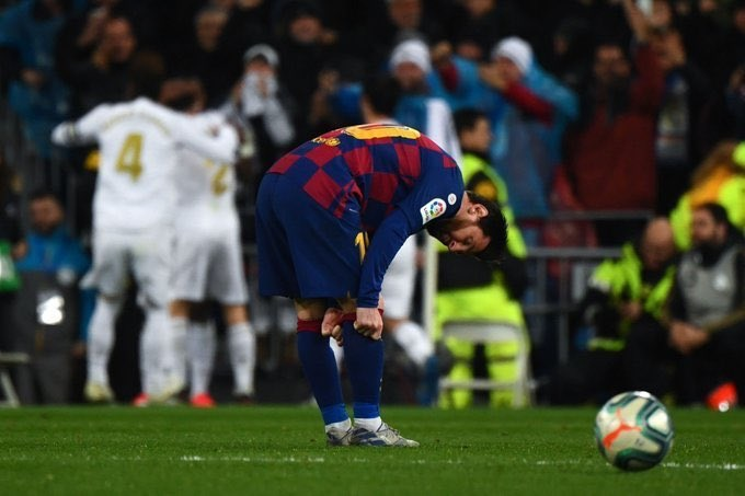 Brazil international Melo reveals how they were instructed to stop Messi