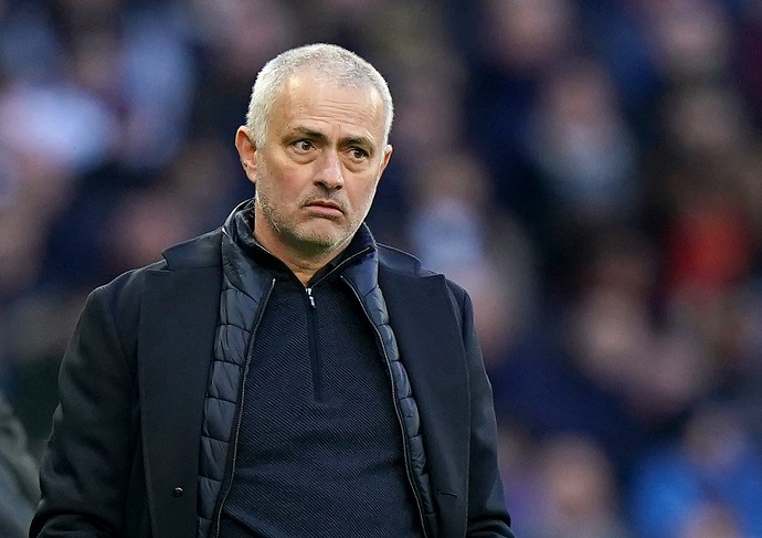 Jose Mourinho lacked competitiveness as a player
