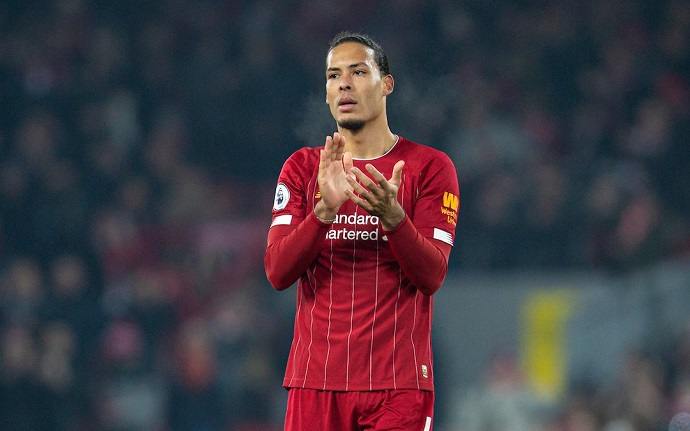 Van Dijk is one of the best players in the world and will start at any club