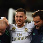 """Hazard injured himself after making contact with me"" - Meunier"