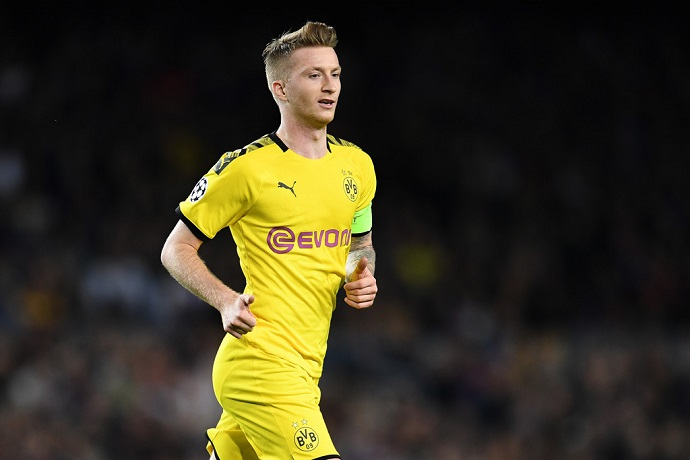 """Reus reveals he turned down Bayern – """"I always wanted to play for BVB. It was always the club my heart drew me to."""""""