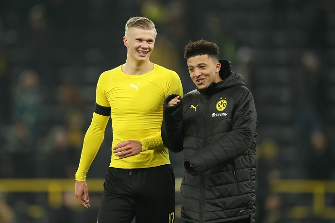 Sancho will be a better fit at Liverpool compared to Haaland and Mbappe