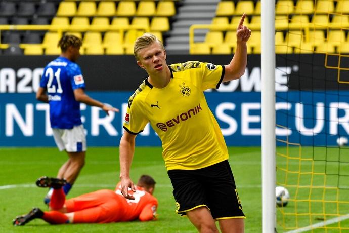 Bundesliga 2020 Results, Highlights: Dortmund thrash Schalke by four goals