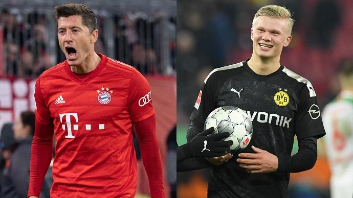 Hansi Flick – Too early to compare Haaland and world-class Lewandowski