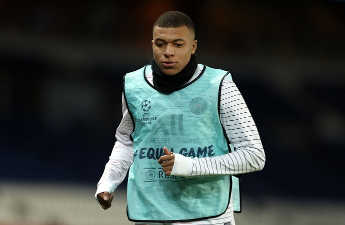 Thomas Meunier: Mbappe cut above other footballers that he is played with