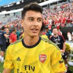 Gilberto Silva believes Martinelli will become another Brazilian Arsenal Legend
