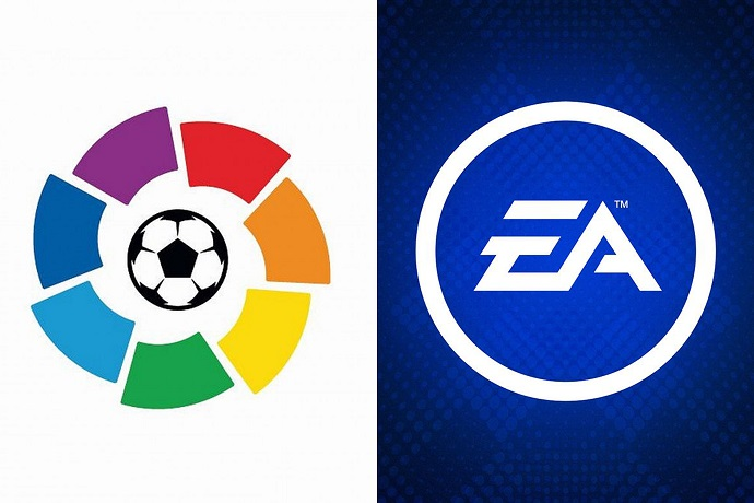 EA has secured La Liga rights for another decade.