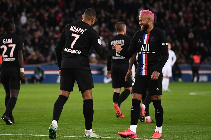 PSG are not a feeder club, they buy stars   Mbappe and Neymar exit ruled out
