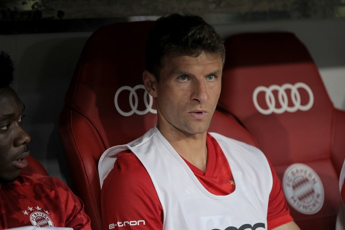 Muller will not speak on transfers publicly from now on