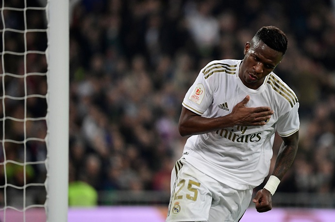 Rivaldo believes Vinicius Jr. will continues his great form at Madrid