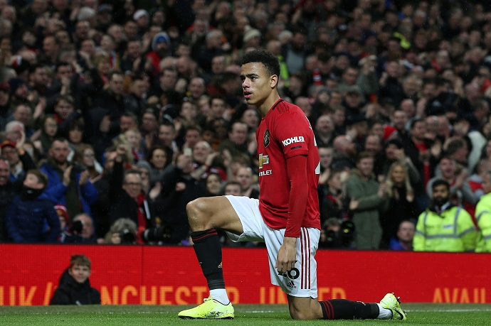 Solskjaer confirms Mason Greenwood picked up an ankle injury