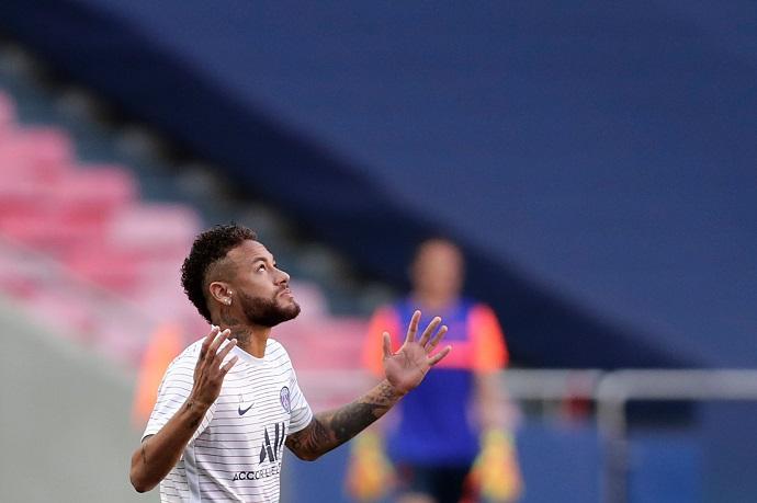 Neymar praises Liverpool and Jurgen Klopp