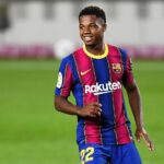 """Ansu Fati - """"Playing with Messi is a dream"""""""