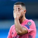 Eden Hazard suffers another injury setback at Real Madrid