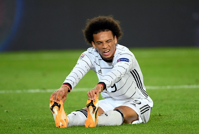 Sane ruled out of Bayern's clash against Dortmund for the Super cup final