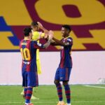 Messi and Fati help Koeman up to a winning start in La Liga