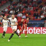 Bayern Munich 0-1 Sevilla – Lucas Ocampos (PEN)