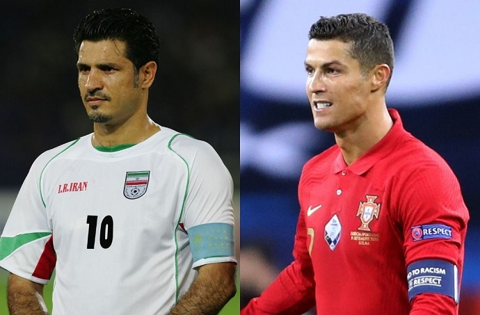 Ronaldo – I have reached 100 goals next is Ali Daei's record