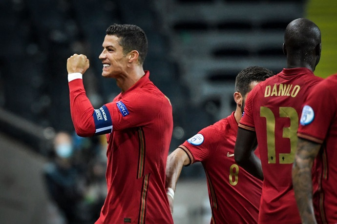 Ronaldo has been backed to break Ali Daei's record