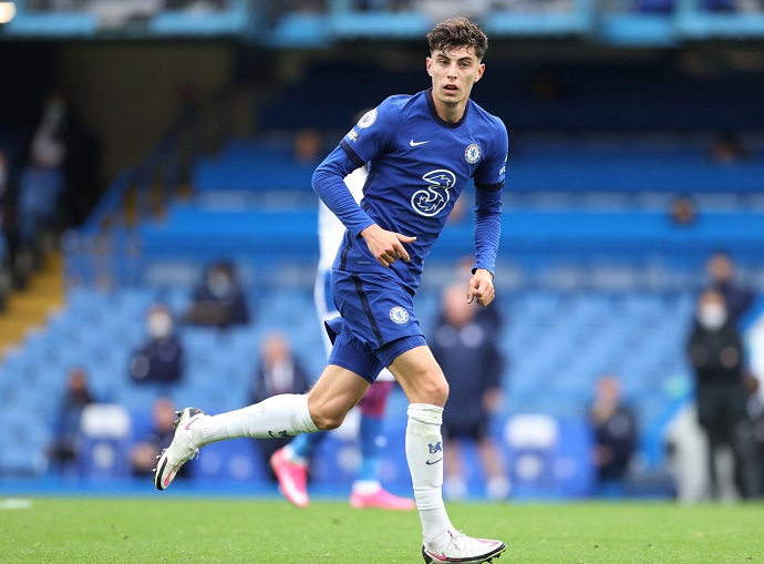 Kai Havertz comments on the key difference between Premier League and Bundesliga