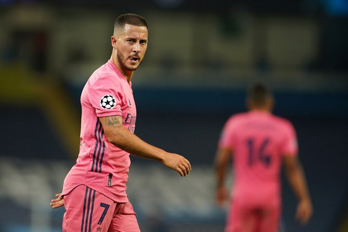 Hazard plans to be fit for El Clasico