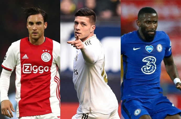 1st October   Latest transfer rumors – Jovic eager for Man United move