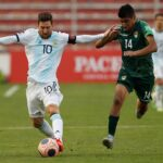 World Cup Qualifiers | Bolivia 1-2 Argentina | Argentina – Player ratings