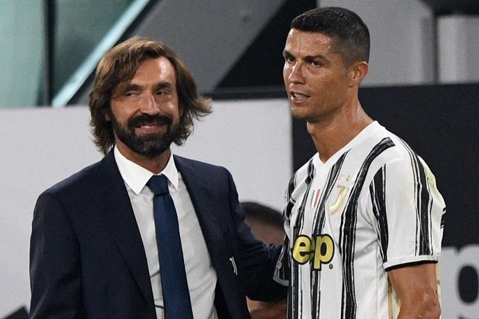 Andrea Pirlo - Cristiano Ronaldo is an icon of world football