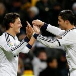 Video: Ozil declares Ronaldo as the GOAT of the 2010s decade