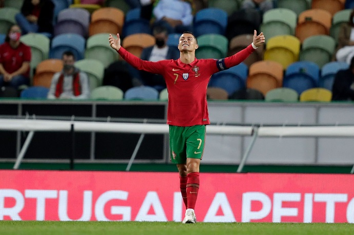 Ronaldo still wants to play against Sweden, says Santos