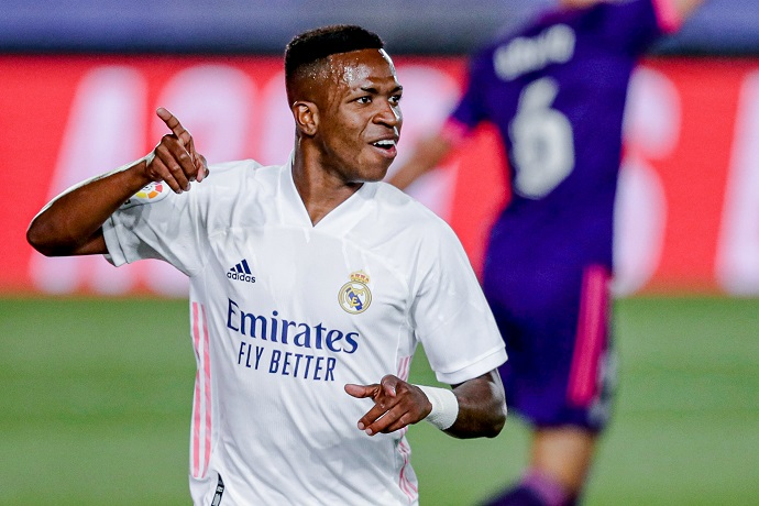 Full-Time: Real Madrid 1-0 Real Valladolid   Vinicius Jr. Amazing Goal