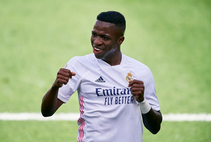 Vinicius Jr. hopes to become a superstar at Real Madrid