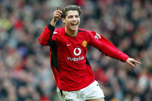 Cristiano Ronaldo Scored His First Goal For Manchester United 17 Years Ago Today