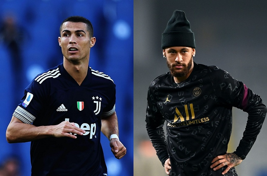 Could Juventus be about to swap Cristiano for Neymar?