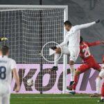 Video: Casemiro Goal against Granada   Real Madrid 1-0 Granada