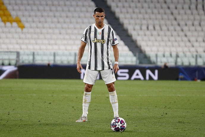 Ronaldo voted as greatest player of all-time by fans