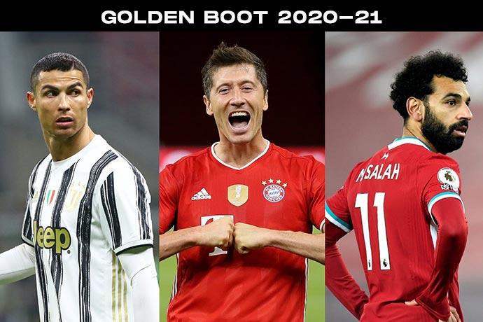 European Golden Shoe 2020/21 Rankings | 13 January 2021