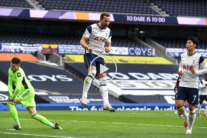 Video: Harry Kane Goal against Leeds   Spurs 1-0 Leeds United