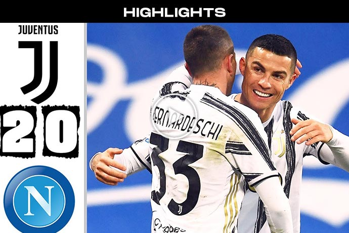 Video: Juventus vs Napoli 2-0 Extended Highlights & Goals ...