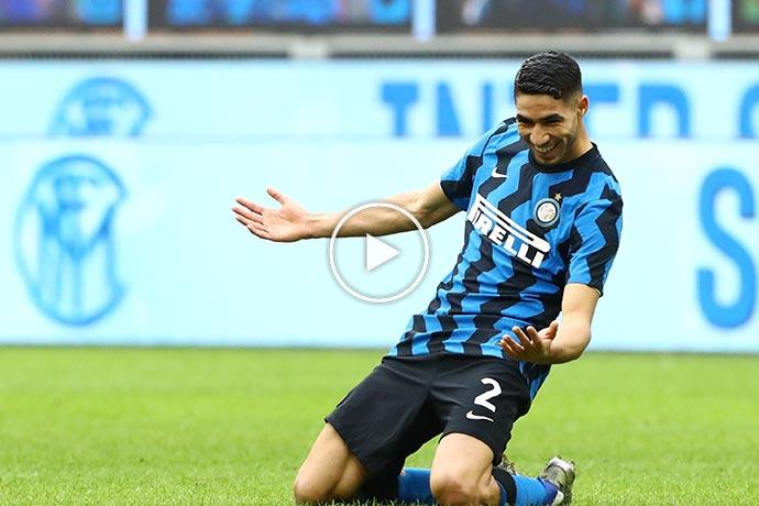 Video: Inter Milan vs Crotone 6-2 All Goals 2021 HD